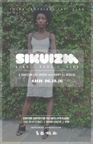 SIKUIZM / A Soulition Day Groove